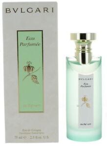 Eau Parfumee Au the Vert by Bvlgari for Women EDC Perfume Spray 2.5oz New in Box