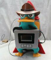 Disney Game Alarm Clock Radio Perry The Platypus Kids Alarm Clock