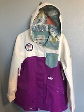 NEW NIKE 6.0 TEAM USA 2018 Womens Winter Jacket Size L Paralympic Snowboard Ski