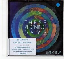 (FB31) These Reigning Days, Living It Up - 2012 DJ CD