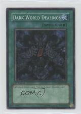 2007 #STON-EN038.1 Dark World Dealings (Super Rare) YuGiOh Card n8a
