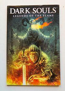 Dark Souls Legends of the Flame Titan Comics Graphic Novel Comic Book