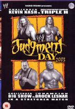 WWE: Judgement Day - 2003 DVD (2003) Triple H