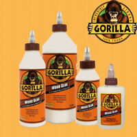 Gorilla Wood Glue Water Resistant Extra Strong PVA Bond Non Foaming Adhesive