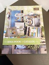 Stampin' Up! Idea Book & Catalog  (2010-2011)