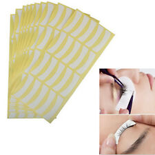 100 Pairs Unisex Make Up Under Eye Eyelash Extensions Pads Stickers Patches Tape