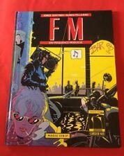 CARGO NUIT 2 FM FRÉQUENCE MODULEE 1986 DARGAUD BON ÉTAT BD BANDE DESSINÉE