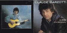 CD 10T CLAUDE BARZOTTI LE RITAL DE 1990 TBE