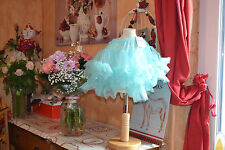 jupe neuve repetto  bleu lake 8 ans COULEURS SUPERBE