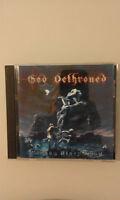 GOD DETHRONED - BLOODY BLASPHEMY   - PROMO  CD