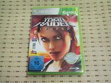 Tomb Raider Legend für XBOX 360 XBOX360 *OVP* C