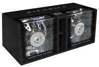 HIFONICS ZRX-12DUAL Dual-Bandpass Subwoofer Leistung 1.000 W RMS / 2.000 W max