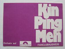 Kin Ping Meh - Fanclubausweis - Polydor