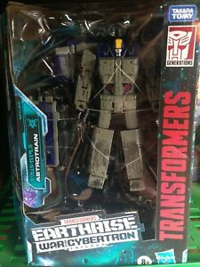 Transformers ~ Earthrise ~ Astrotrain ~ WFC-E12 War for Cybertron ~ Habro ~ New