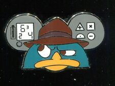 Character Ear Hat 2 Mystery Pack Perry Agent P Disney Pin
