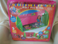 2- DORA  5-IN-1 PLAY N' FUN TENTS