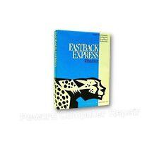 Vintage Fastback Express Version 1.0 Software Application For Windows