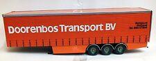Corgi Modern Truck Curtainside Trailer Tri-Essieu Doorenbos transport