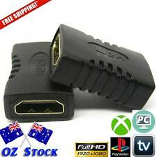 HDMI Connector Female To Female Extender Adapter Joiner Coupler - Oz Stock VIC