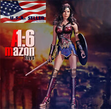 1/6 Wonder Woman Figure Full Set with Seamless Female Body ❶USA IN STOCK❶