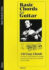 Basic Chords for Guitar : And How to Use 'Em by John Loesberg (2005, Paperback)