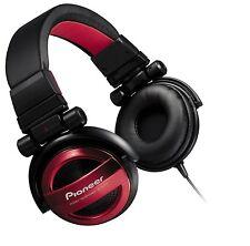 New Pioneer BASS HEAD Sealed Headphone Red SE-MJ732-R DJ earphone H3707