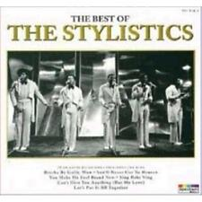 STYLISTICS THE BEST OF CD NEW