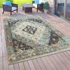 Outdoor-Teppich Für Balkon, Kurzflor Im Orient-Look, versch. Farben u. Größen