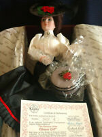 EDWIN M KNOWLES GLAMOR OF THE GIBSON GIRL PARADE OF AMERICAN FASHION DOLL