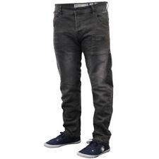 Jeans da uomo grigio, taglia 34 regolare