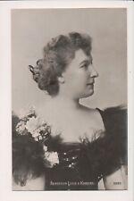 Vintage Postcard Louise of Belgium Princess Philipp of Saxe-Coburg and Gotha