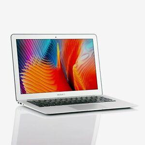 """Apple MacBook Air 13"""" i5 1.6GHz 128GB 4GB 6 Months Warranty 2015 Model Ref275a"""