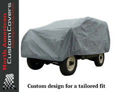 Land Rover Series 1, 2 & 3 Outdoor Car Cover (SWB) - 1948 to 1985 CC193