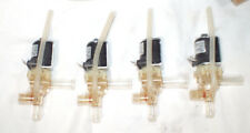 4-A.U.K. Muller Dusseldorf Solenoid 24vdc Coffee Machine Water Valves