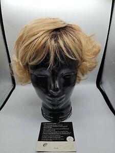 Toni Brattin Sensational Wig  Medium Blonde Dark Root 318 19T067 NWT