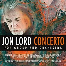 Jon Lord - Concerto for Group and Orchestra DVD New + Orig. Sleeve