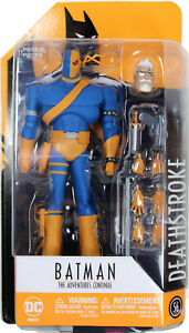 DC Collectibles ~ DEATHSTROKE ACTION FIGURE ~ Batman: The Adventures Continue