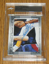 Rollie Fingers 2014 Leaf History of Baseball Autograph Auto Card