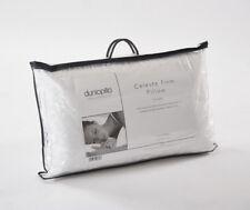 Dunlopillo Celeste Latex & Spiral Fibre Boxed Pillow 100 Cotton Cover - Firm
