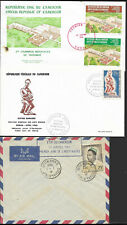 K05 - Cameroun 3 FDC  covers.
