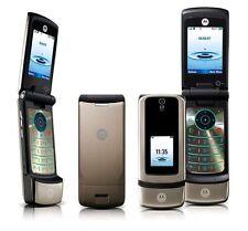 Móvil Motorola K3 Gris Piedra libre sin contrato