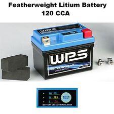 Featherweight Lithium Battery 120 CCA ATV UTV Quad 4 Wheeler KTM 450XC 505SX 525