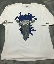 Crooks & Castles Medusa Elephant Print Size XL Rare Hard To Find!!