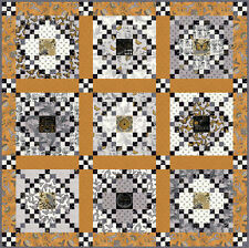 Fabric MODA Quilt Kit ~ BEE INSPIRED ~ by Deb Strain
