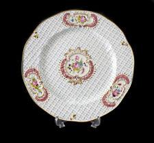Cauldon Ware for Gilman Collarmore Gilt & Enamel Cabinet Plate, 19th Century