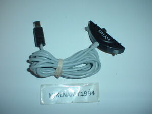 NYKO BLACK GAME BOY ADVANCE LINK CABLE to NINTENDO GAMECUBE