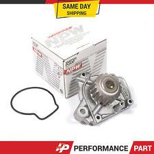 NPW Water Pump for 92-95 Honda Civic Del Sol 1.5L 1.6L SOHC D15Z1 D16Z6