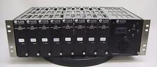 Blonder Tongue Transcoders Model QTM-II w/Chassis & QTPCM PLUS Control *Set of 8