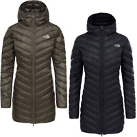 THE NORTH FACE TNF Trevail 800 Fill Outdoor Warm Down Jacket Parka Hooded Womens