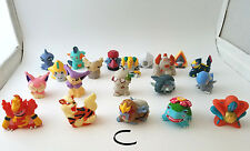 Pokemon Kid figure lot Arcanine Venusaur Smeargle Jirachi Regigigas Skitty C